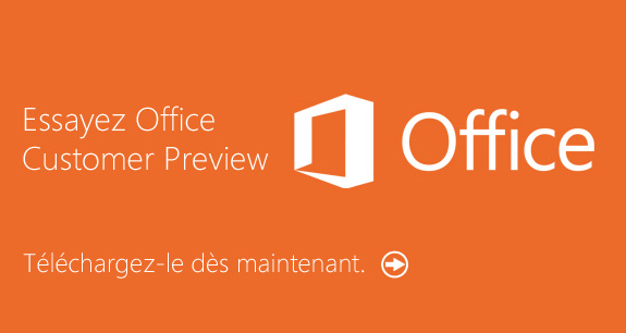 Office Customer Preview